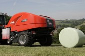 Kuhn: New baler-wrapper combo launched