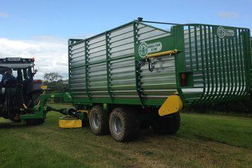 Grass Technology: Latest zero grazing technology on display at ScotGrass