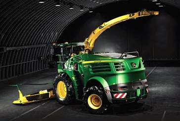 John Deere: Forager receives Red Dot Award for product design