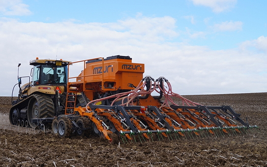 Mzuri: Latest Pro-Til Select 6T strip-till drill to debut at Cereals