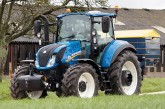 New Holland: Stage IVB range brings big tractor features to the T5