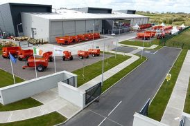 Abbey Machinery's new plant officially opened