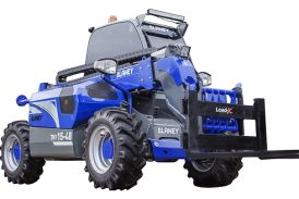 Blaney Motor Company: Wheeled loader concepts launched