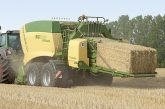 Krone: High-output BiG Pack HDP II baler