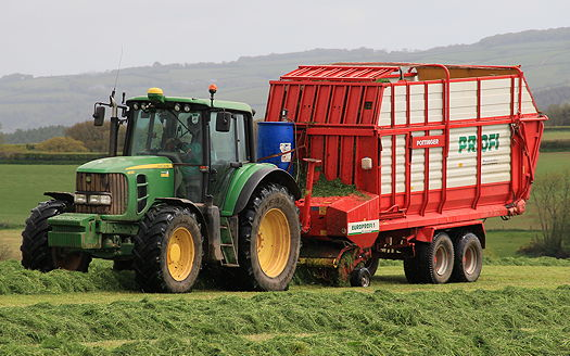 Pöttinger: Loader wagon offers unbeatable operating costs