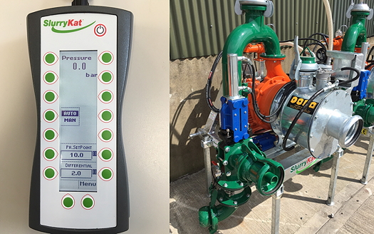 SlurryKat: Pump safety system developed