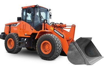Doosan Bobcat: DL220-5 Stage IV wheeled Loader introduced