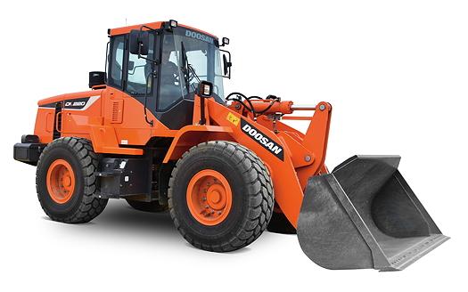Doosan Bobcat: DL220-5 Stage IV wheeled Loader introduced