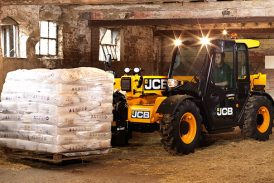 JCB: Compact telehandler choice expanded with new 525-60 Agri