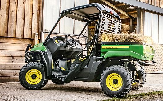John Deere: Gator range expanded for 2016