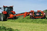 Kuhn: Centre-pivot trailed mower conditioner now available with added grouper function