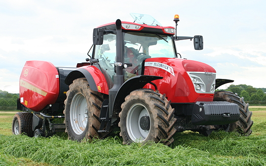 McCormick: X7.650 Pro Drive delivers six-cylinder power and refinement