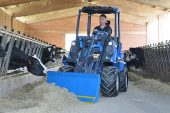 MultiOne UK: RE Buildings to market new mini loader to British Farmers