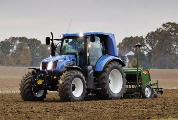 New Holland: Methane Power tractor makes UK debut at Cereals 2016