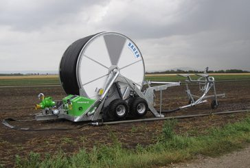Bauer: Bigger reel joins Rainstar E-series for large-scale irrigation