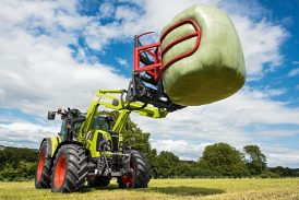 Claas: high-horsepower technology comes to the Arion 400