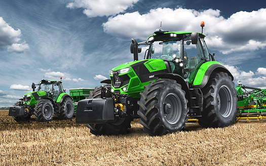 Deutz-Fahr: New 6 and 7 Series tractors launched