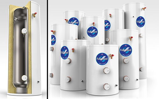 Fullwood: Top-spec water heater range launched