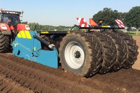 JC Machinery: Imants 135 deep spading machine launched in the UK