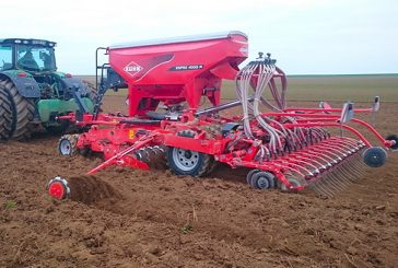 Kuhn: Folding Espro drill offers fast, efficient and accurate min-till drilling