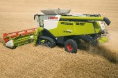 Claas: Advanced automation for new Lexion 600