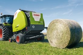 Claas: New Variant 400 baler range introduced