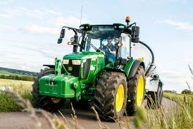 John Deere: Latest 5R Series tractors designed for comfort, compactness and capability