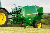 John Deere: New generation fixed-chamber balers