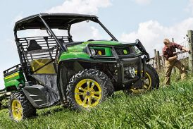 John Deere: Growing Gator family provides utility and power