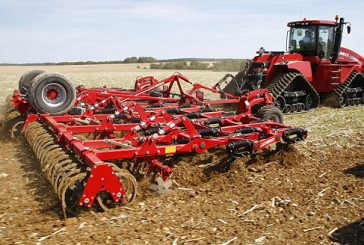 Horsch: New 12m Horsch Terrano FM expands CTF line up