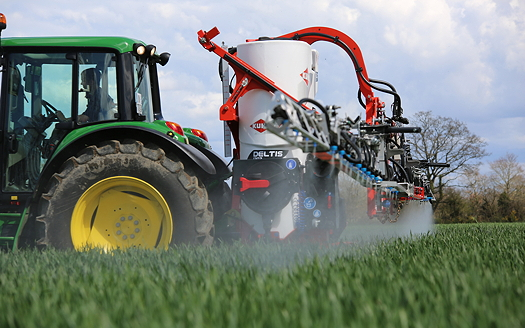 Kuhn: Upgraded sprayer delivers simple, reliable and safe crop protection