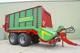 Strautmann: Return of more compact forage wagon
