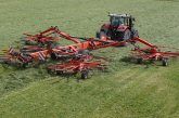 Kuhn: New 15m model added to grass rake range