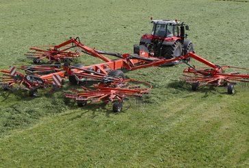 Kuhn: New 15m model added to grass rake range