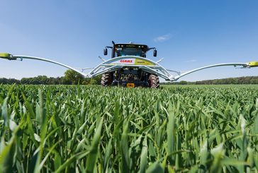 Claas: Real-time crop-sensing technology now available
