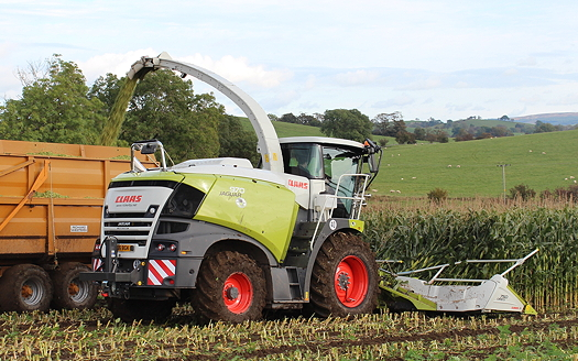 Claas: New Jaguar 980 and 970 models launched