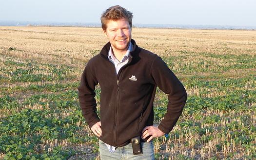 Certis: Farm slug control trial provides confidence
