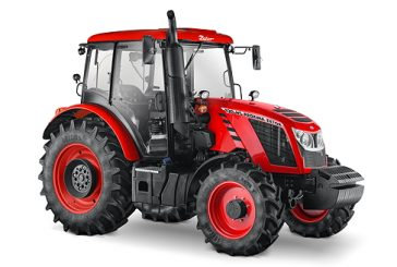 Zetor: Updated Proxima models introduced