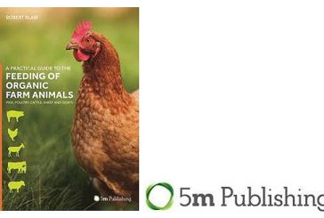 5m Publishing: New book advises on organic feeding