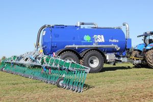 Bauer: BSA tankers set for Lamma 2017 launch