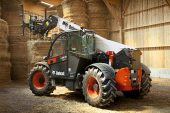 Bobcat: New range of telescopic loaders for agriculture