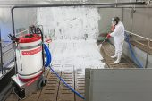Meier-Brakenberg: Foam Trolley has five functions for cleaning and disinfection
