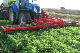 He-Va: New Crimper Roller cuts through cover crops