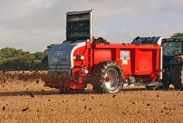 Hi-Spec: 24m spread width for latest Xcel 1250 spreader