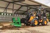 JCB: High performance and comfort in a compact package