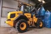 JCB: Improved comfort and control for mid-range agri loaders