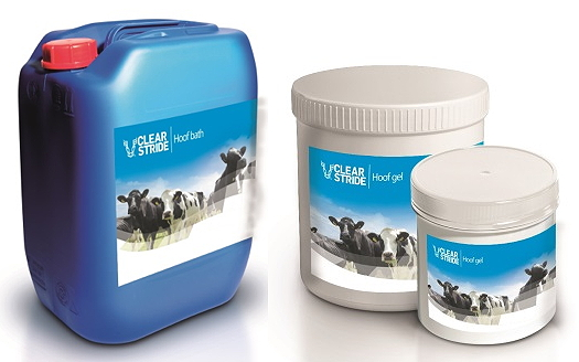 Merial: ClearStride range of hoof health products launched