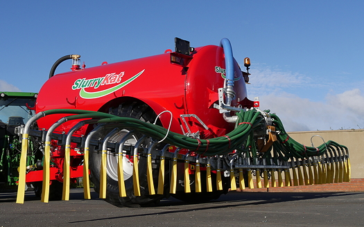 SlurryKat: New tanker dribble bar range launched