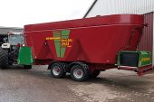 Strautmann: Triple-augered mixers herald further efficiencies for large farms