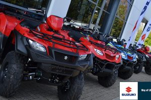 Suzuki increases national reach with two new ATV dealerships